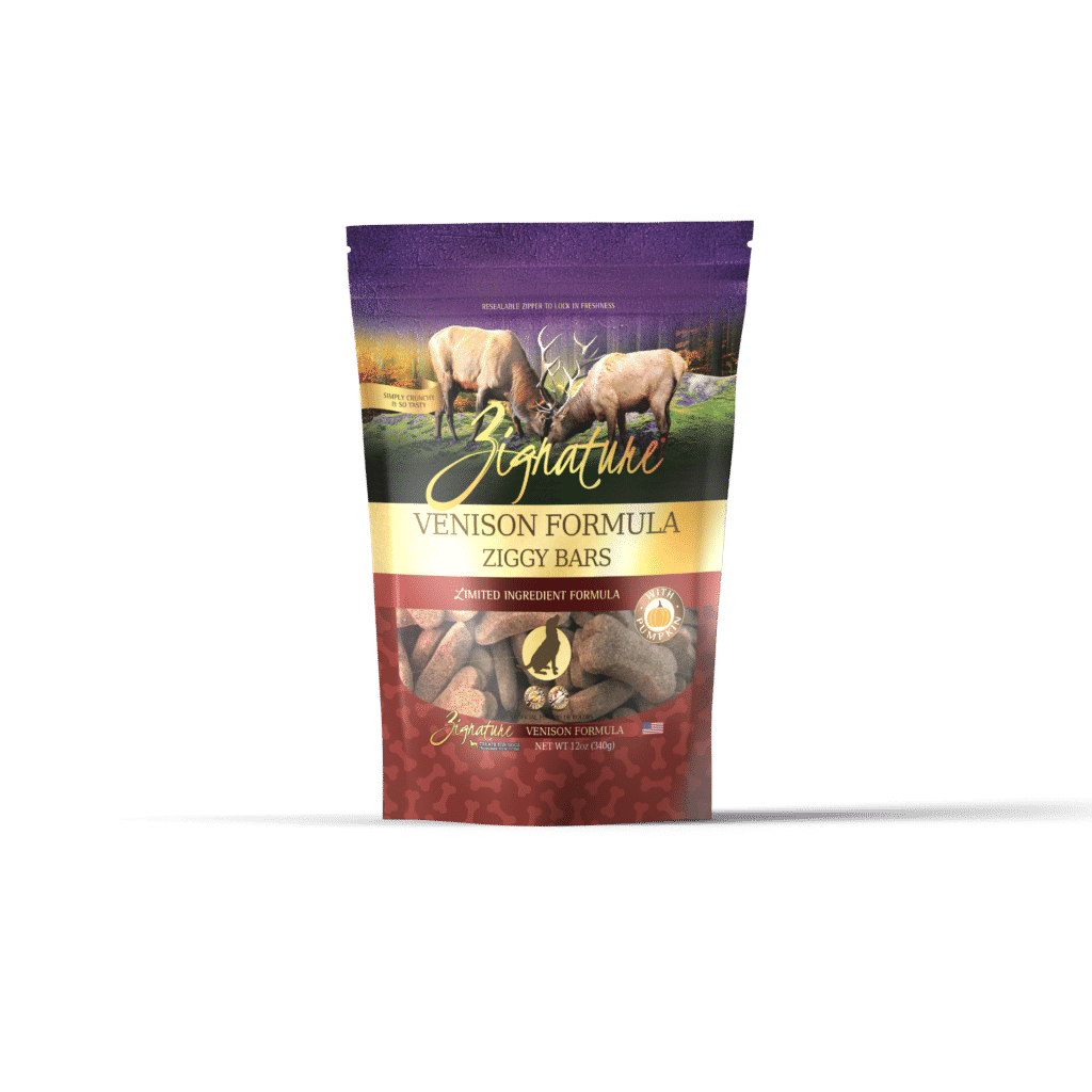 Marketing Graphics Zignature Food For Dogs