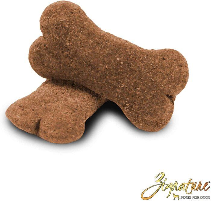Zignature Catfish Formula Biscuit Treats for Dogs