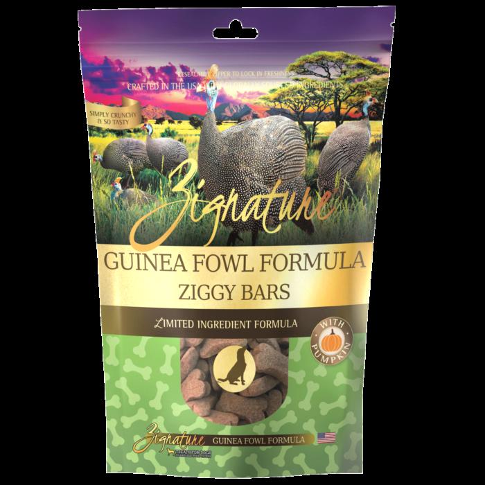 Zignature Guinea Fowl Formula Biscuit Treats for Dogs