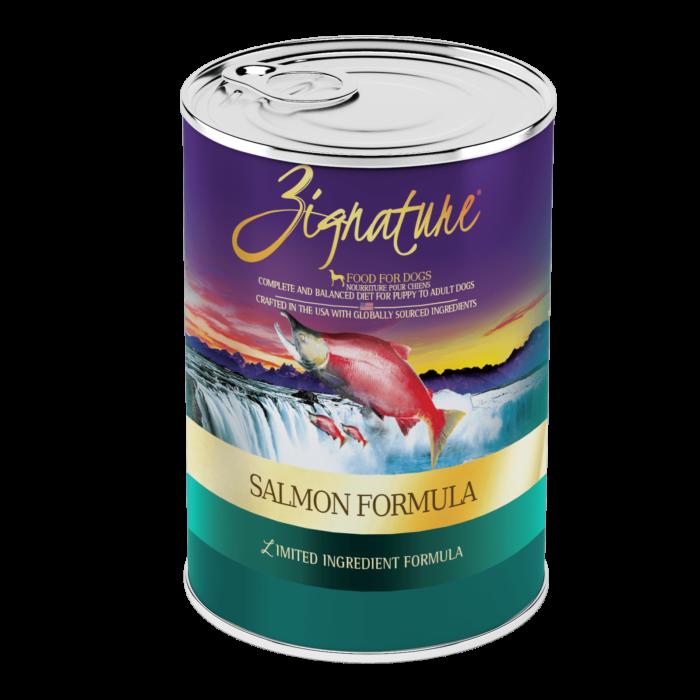 Zignature Salmon Formula Wet Dog Food