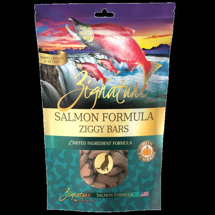 Zignature Salmon Formula Biscuit Treats for Dogs