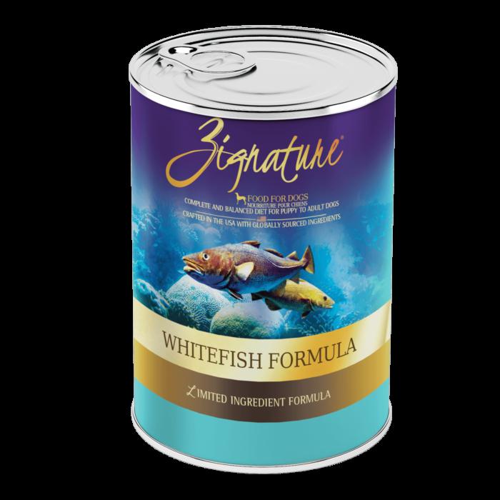 Zignature Whitefish Formula Wet Dog Food