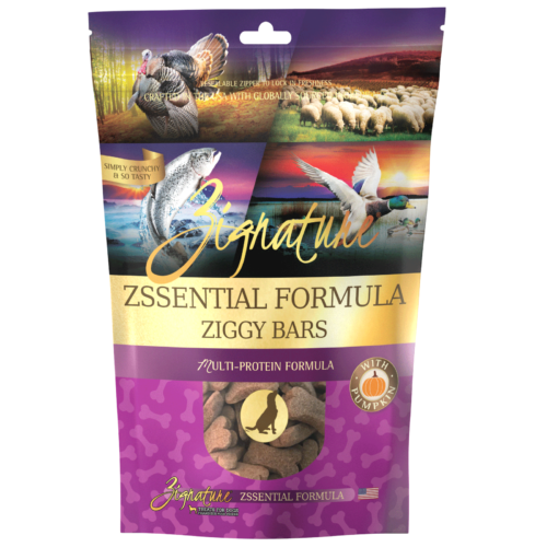 Zignature Zssential Formula Biscuit Treats for Dogs